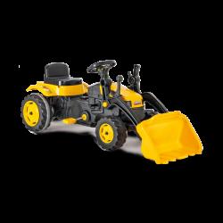 Active Kepçeli Traktör